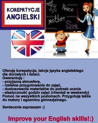 c3795757 Korepetycje Język angielski Kielce Ostrowiec Świętokrzyski ...